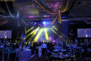 Robe Elite Sound and Lighting Ronald McDonald House Charity Gala Ball