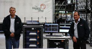 Kinesys announces TRS as Australian distributor