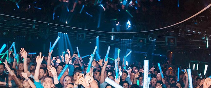 Marquee Nightclub goes Rogue with CHAUVET Professional
