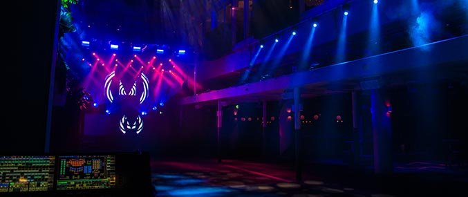 Iconic Ministry of Sound debuts at ivy