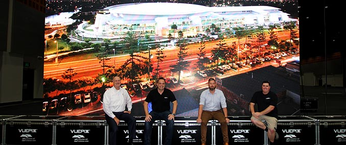 GCCEC Gears up with VuePix