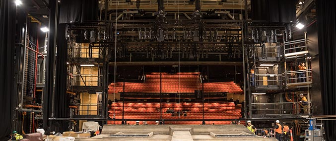 SOH's Joan Sutherland Theatre Reopens
